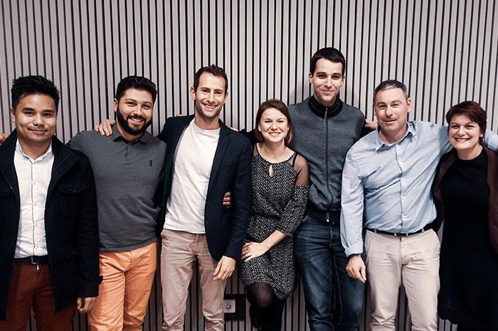 équipe inovaya 2020