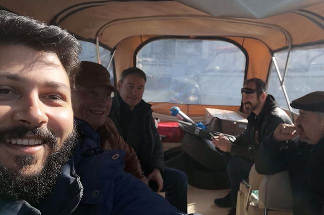 Accès eau potable pêcheurs du Danube en Roumanie