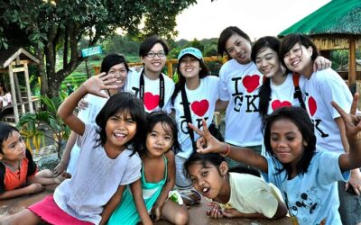 Appel aux dons suite à une série de typhons aux Philippines