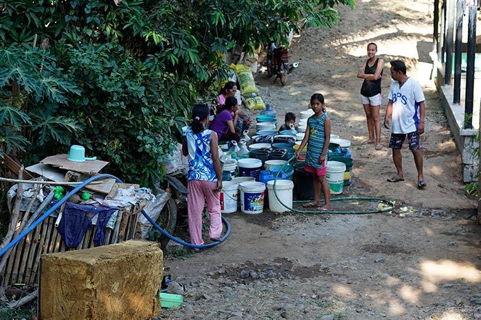Lutter contre la pauvreté aux Philippines