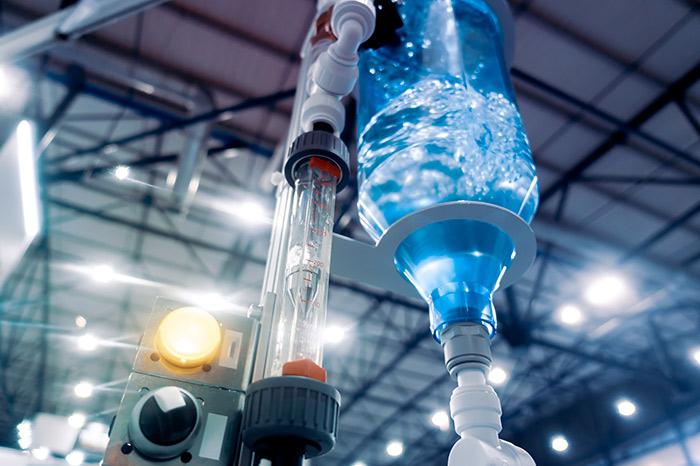 traitement eaux effluents industriels