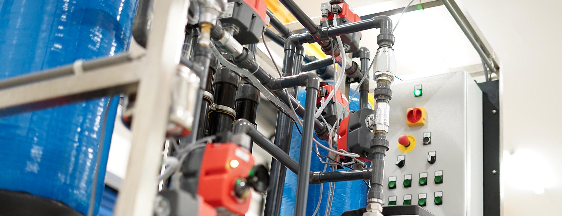unYo solution de traitement des eau de surface clé en main, modulable et robuste