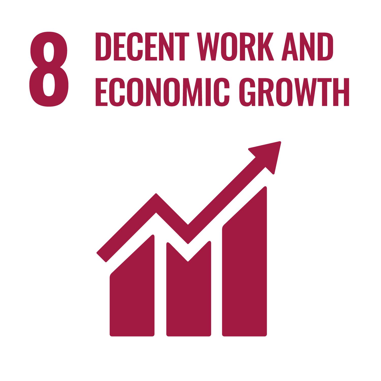 SDG 8 decent work and economic growth