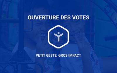 A vos votes !